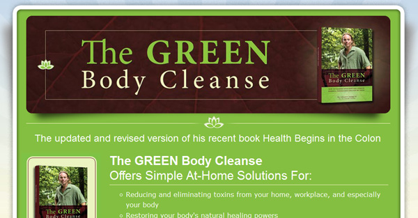 Green Body Cleanse