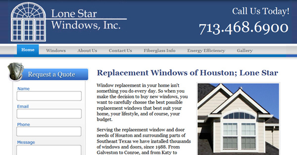 Lone Star Windows, Inc.