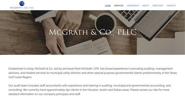 McGrath & Co., PLC