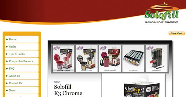 Solofill Cup